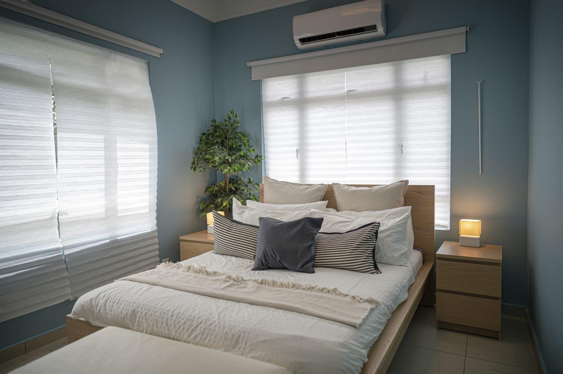 climatisation pour une chambre